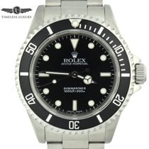 Rolex 14060M Steel 2001 Submariner (No Date) 40mm pre-owned United States of America, Georgia, Atlanta