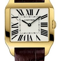 Cartier Santos Dumont W2009351 new