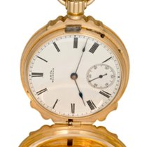 Waltham Yellow gold 48mm Manual winding 1874 pre-owned