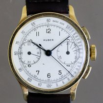 Huber Vintage Universal Geneve Chronograph