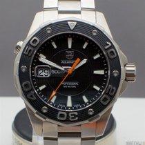 TAG Heuer WAJ.1110 Steel 2011 Aquaracer 500M 43mm new