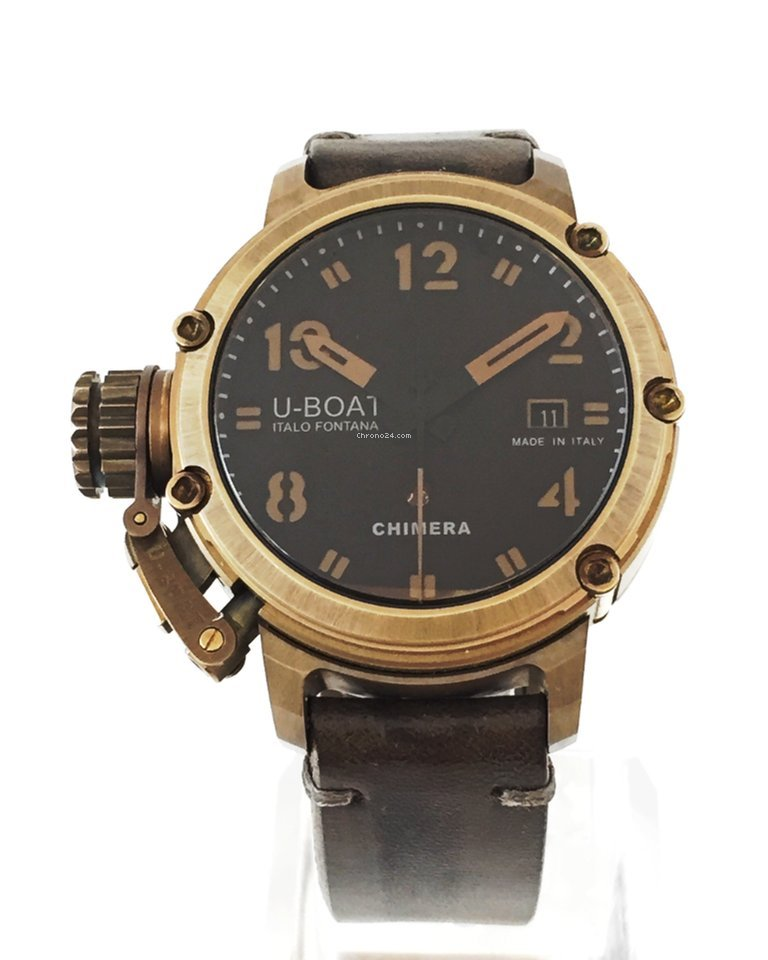 Boat Automatic U Chimera Limited Edition Bronze 35qcARjLS4