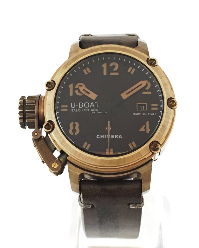 u boat italo fontana  Prices for U-Boat watches | buy a U-Boat watch at a bargain price at ...