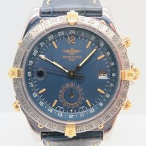 Breitling Duograph Double Date GMT Ref. B15507