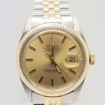 Rolex Datejust 18k Gold Steel 36mm Ref. 1601 (Only Box)