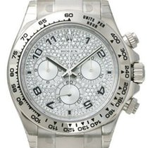 Rolex Oyster Perpetual Cosmograph Daytona 18K White Gold &...