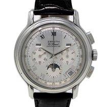 Zenith El Primero Chronomaster 01.0240.410 Moonphase Chronograph