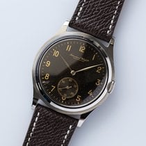 "IWC Extremely Rare Jumbo ""Hermet"" Gilt Dial / 38 mm /..."