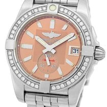"""Breitling """"Galactic 36""""."""