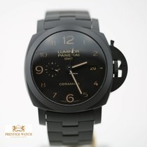 Panerai Luminor 1950 3 Days GMT Automatic PAM 00438 2015 pre-owned
