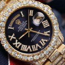 Rolex Sarı altın 36mm Otomatik 18038 ikinci el