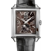 Girard Perregaux Vintage 1945 new Automatic Watch with original box and original papers 25882-11-223-BB6B