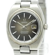 Omega Seamaster Automatic Stainless Steel Women's Dress Watch...