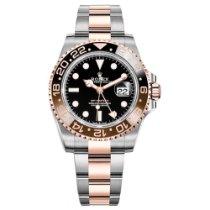 Rolex 126711CHNR Gold/Steel GMT-Master II 40mm new United States of America, New York, New York