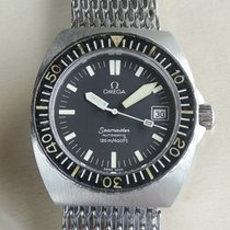 Omega Seamaster PloProf 1979 pre-owned