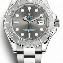 Rolex Yacht-Master 40mm Platinum and Steel