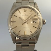 Rolex 6694 Staal Oyster Precision 34mm