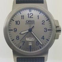 Oris BC3 Steel 42mm Blue Arabic numerals United States of America, Alabama, Oranjestad