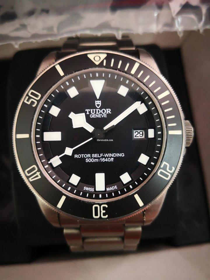 Μεταχειρισμένα ρολόγια Tudor Pelagos  0d962b866f1