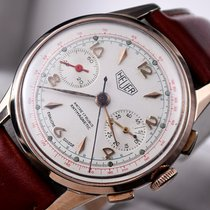 Heuer 37mm Manual winding pre-owned