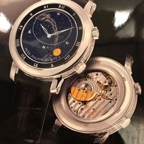 Patek Philippe Celestial White gold Blue
