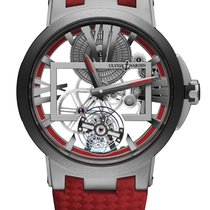 Ulysse Nardin Executive Skeleton Tourbillon 1713-139/BQ new