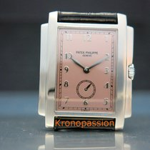 Patek Philippe Gondolo White gold 29.5mm Pink Arabic numerals United States of America, Florida, Boca Raton