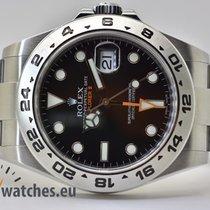 Rolex Explorer II Stahl 42mm Schwarz Keine Ziffern Deutschland, Iffezheim
