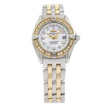 Breitling Callistino Gold/Steel 27mm Mother of pearl No numerals United States of America, Arizona, SCOTTSDALE