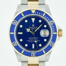 Rolex Submariner Date Gold/Steel 40mm Blue No numerals United States of America, California, Pleasant Hill