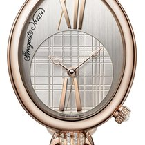 Breguet Reine de Naples Rose gold 35mm Silver Roman numerals United States of America, New York, Scarsdale