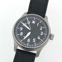 "Stowa 自動發條 STOWA Flieger without logo ""Good Condition"" 二手"