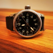 Oris Big Crown Small Second Pointer Day 01 733 7629 4263-07 5 22 79 pre-owned
