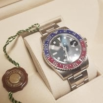 Rolex GMT-Master II 116719BLRO 2014 pre-owned