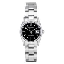 Rolex Oyster Perpetual Date Steel 34mm Black No numerals United States of America, Pennsylvania, Bala Cynwyd