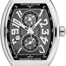 Franck Muller Steel Automatic 45MBSCDTACBK new United States of America, New York, Brooklyn