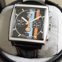 TAG Heuer Monaco CW211A 2007 pre-owned