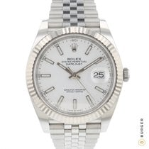 Rolex Datejust 126334 2019 pre-owned