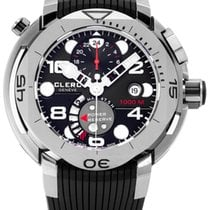 Clerc Hydroscaph GMT Titanium 49mm