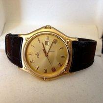 Ebel Classic Wave Yellow Gold Roman Dial 18 krt (35 mm)