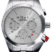 Dior Chiffre Rouge Steel Silver United States of America, New York, Brooklyn