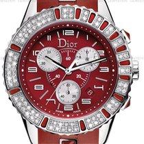 Dior Steel Quartz CD11431BR001 new United States of America, New York, Brooklyn