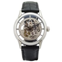 Oris Artelier Translucent Skeleton Steel 40.50mm