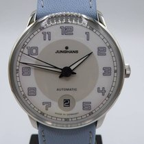 Junghans Meister Driver 027/4718.00 new