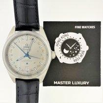 欧米茄  130.33.41.22.06.001, Constellation, Grey Dial, Steel&Leather