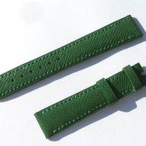 Chopard Calf Band Band Strap Grün Green 16 Mm 70/105 New C16-6