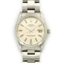 Rolex Steel Date Watch Ref. 15000 with Paper