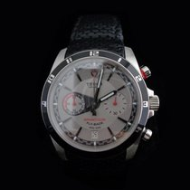 Tudor Grantour Chrono Flyback with Ref 20550N and caliber ETA...
