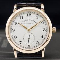 A. Lange & Söhne 206.032 1815 18K Rose Gold Silver Dial (27583)