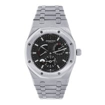 Audemars Piguet AP Royal Oak Dual Time 39mm Stainless Steel...